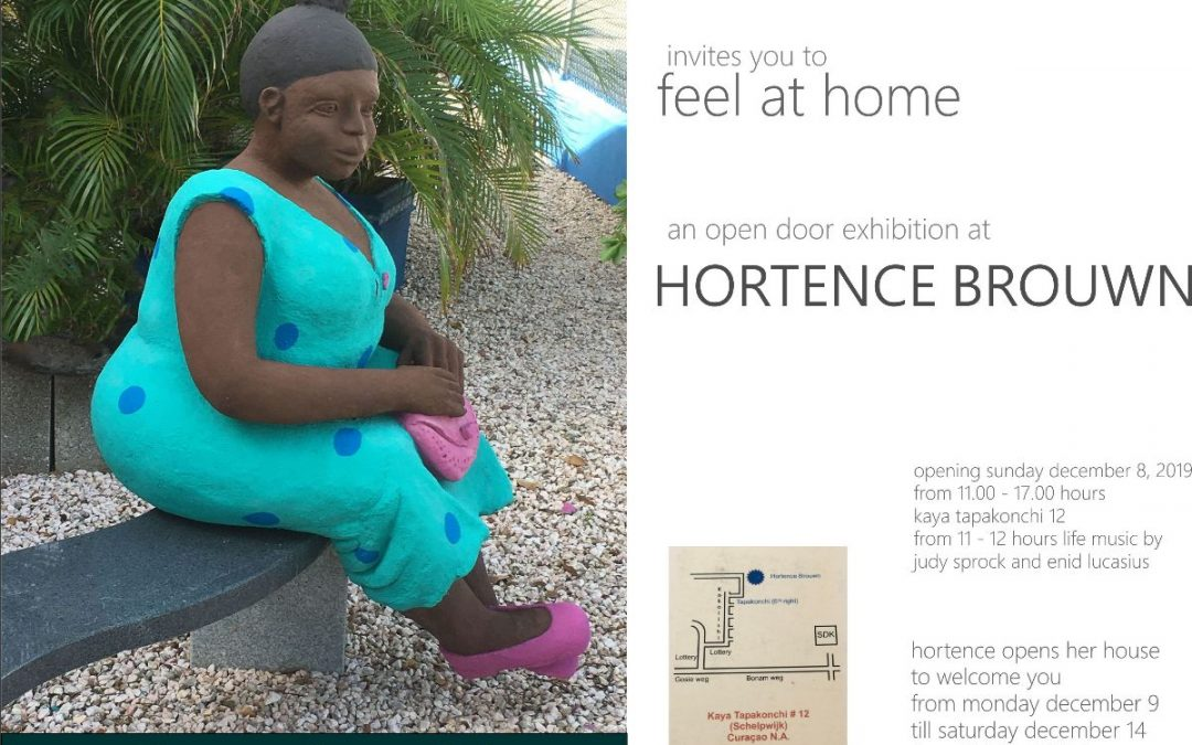 Feel at Home – Hortence Brown